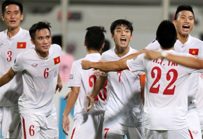 Vietnam makes FIFA U-20 World Cup for first time ever