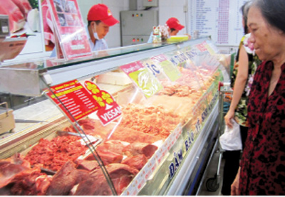 Imported meat to swamp domestic market