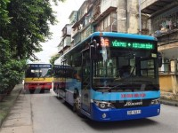 belarus wishes to develop public transport in hanoi