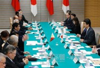 japan seeks closer economic ties with the philippines