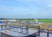 ham rong thai binh gas system reaches yearly target early