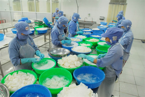 Seafood exports set to top US$7b this year