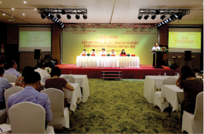 Hanoi improves access to business loans