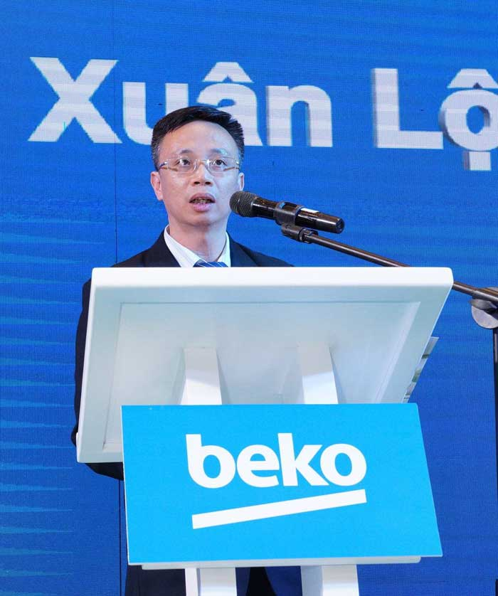 Beko - leading global brands in home appliance enters Vietnam market