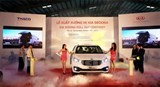 thaco launches made in vietnam kia sedona