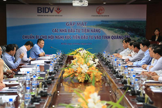 Quang Tri seeks 4 billion USD investment