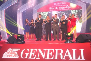generali vietnam launched the new product juvenile whole life