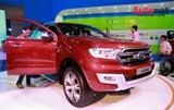 all new ford everest debuts in vietnam market