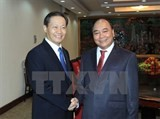deputy pm calls for closer cooperation with guangxi zhuang autonomous