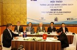 vietnam iceland cooperate in clean energy