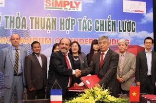 french retailer auchan to open first supermarket in ha noi