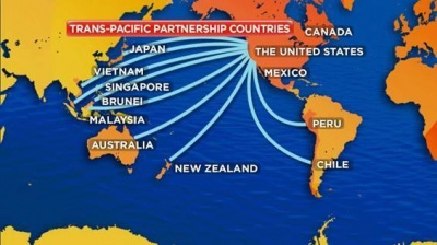 TPP member countries release full text of trade deal
