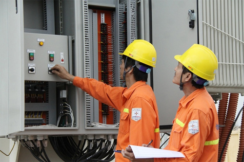 The electricity approach index of Vietnam increases 22 ranks
