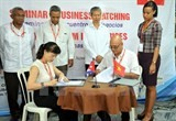 vietnam inks 2 mln usd deals in cuban trade fair
