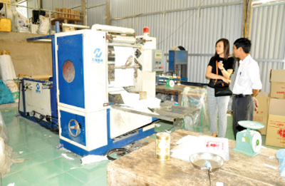 Tuyen Quang facilitates rural industries