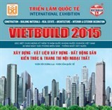 400 firms at vietbuild 2015 in ha noi
