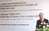 promoting eastern germany vietnam cooperation