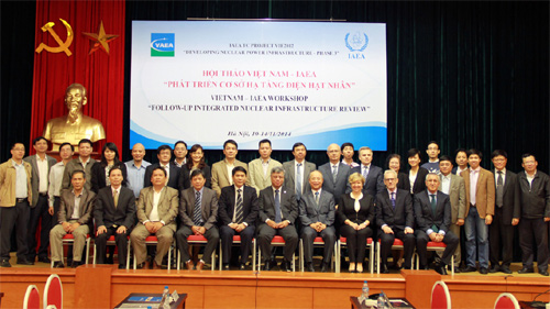IAEA and Vietnam signed an Action Program on Nuclear Energy