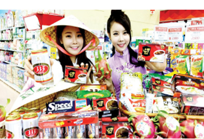 Lotte Mart supports SMEs with packaging