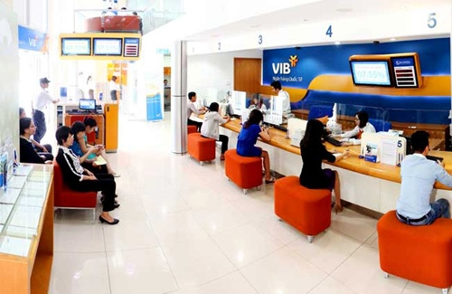 VIB encourages customers to open accounts online