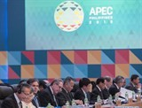 2015 apec economic leaders week opens in manila