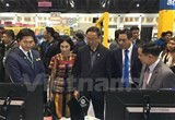 vietnam attends thailands national science and technology fair 2015