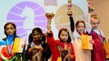 vietnamese girl crowned world under 8 chess champion