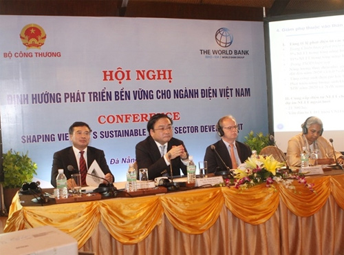 Shaping Vietnam's Sustainable Power Sector Development