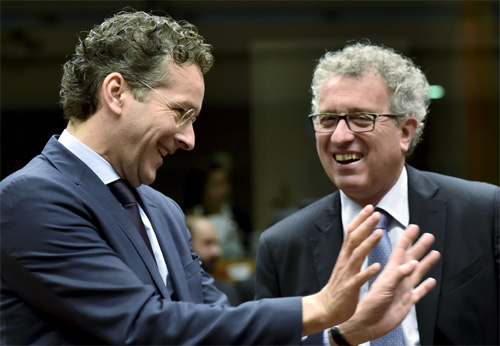 Greece and its creditors agree on many issues