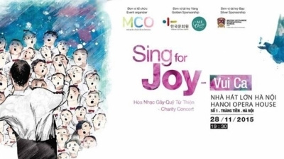 'Sing for Joy' concert to show 'Beauty through Harmony'