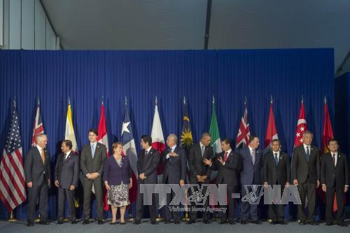 World leaders determined to realize TPP