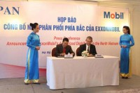 exxonmobil returns to viet nam