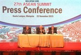 27th asean summit closes successfully