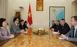 slovenia biz want to boost investment in vietnam minister