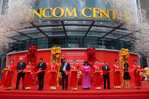 Vingroup opens fifth residential and commercial complex in Hanoi