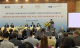 vietnam eeu target further trade ties