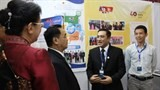 vietnam attends vientiane expo 2015 in laos
