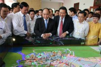 pm okays reservoir construction in long an province