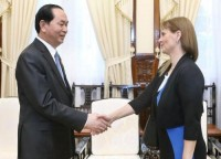 vietnam seeks to learn from israels experience in various fields