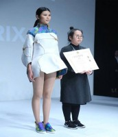 vietnamese student wins top japanese fashion award