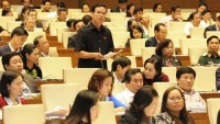 socio economic affairs continue to heat up na debate
