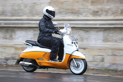 Peugeot Scooters brand returns to Viet Nam