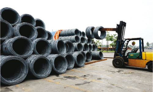 Steel businesses grow despite anti-dumping lawsuits