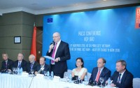 eu farm chief leads high level business mission to vietnam