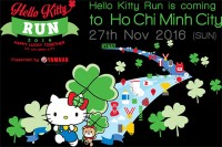 hello kitty run joins hcm citys growing race schedule