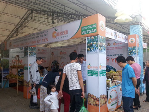 Agricultural fair draws record number of foreign traders