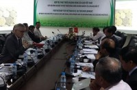 vietnam irri join hands in developing rice production