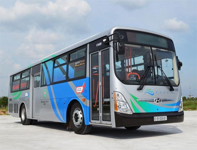JICA helps Binh Duong improve public transport