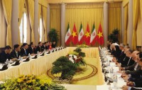 vietnam iran underline economic ties