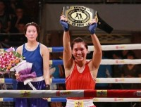 boxer linh beats duyen to win 60kg category